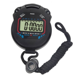 Classic multifunctionele digitale stopwatch