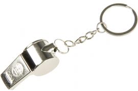 4 stuk aluminium fluit aan sleutelhanger