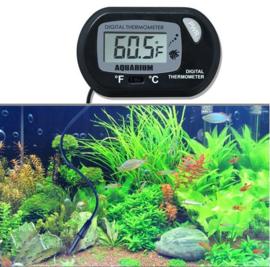 Digitale water aquarium thermometer