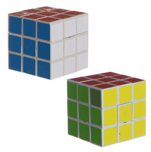 3 stuks Magische kubus 5.3 cm