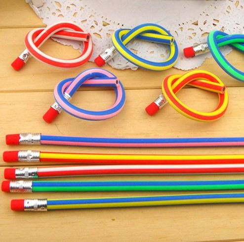 5 stuks flexibele potloden