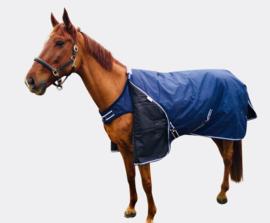 COMBI DEAL SALE (Rain sheet 0 gram + light turnout rug 150 gram)