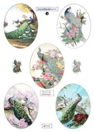 JDN040 Vintage vel A4 Natuur - Jellie Design