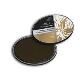 Spectrum Noir Ink Pad - Midas Metallic - Gold