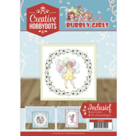CH10001 Creative Hobbydots - Bubbly Girls - Yvonne Design