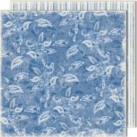 468 Scrappapier dubbelzijdig - Vintage Winter - Maja Design
