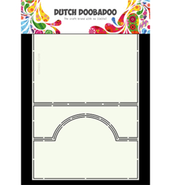 470.713.676 Card Art Stencil A4 - Dutch Doobadoo