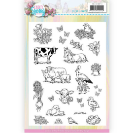 ADCS10074 Clearstempel - Enjoy Spring - Amy Design