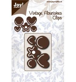 6003/0070 Snij- en embosmal - Joy Crafts