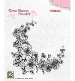FLO031 - Blossom corner - Nellie Snellen