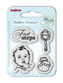 SCB4907015 Clearstempel - ScrapBerry's