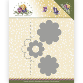 PM10154 Snij- en embosmal - Blooming Summer - Marieke Design