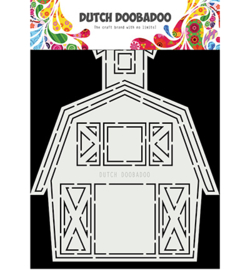 470.713.851 Card Art Woning - Dutch Doobadoo