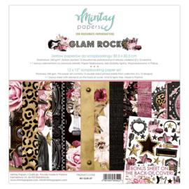 Paperpad Mintay - Glam Rock 30,5 x 30,5 cm - MT-GLM-07 - PAKKETPOST!!