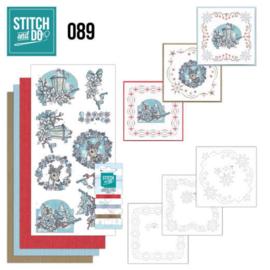 Stitch and Do nr. 89