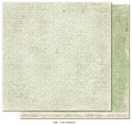 600 Scrappapier dubbelzijdig - Vintage Spring - Maja Design