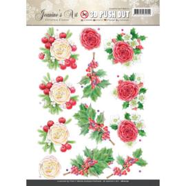 SB10170 Stansvel A4 - Christmas Classic - Jenine's Art