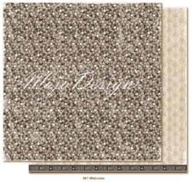 961 Scrappapier dubbelzijdig - Celebration - Maja Design