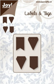 6003/0028 Snij- en embosmal - Joy Crafts