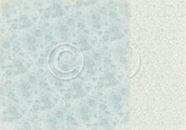 PD32008 Scrappapier Dubbelzijdig - Cherry Blossom Lane - Pion Design