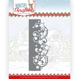 YCD10246 Snij- en embosmal  - Wintery Christmas - Yvonne Creations