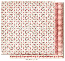 1118 Scrappapier dubbelzijdig - Traditonal Christmas - Maja Design