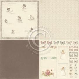 PD4106 Scrappapier - Sweet Baby - Pion