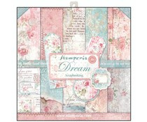 Paperpad 30.5 x 30.5 cm  Dream - Stamperia