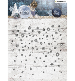 STAMPSA401 Stempel  - Snowy Afternoon - Studio Light