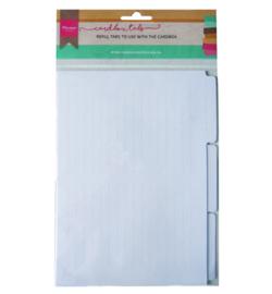 LR0036 Cardbox Tabs - Marianne Design