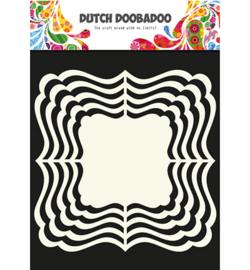 470.713.100 Dutch Shape Art A5 - Dutch Doobadoo