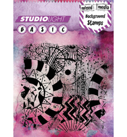 STAMPSL259 Stempel Mixed Media - Studio Light