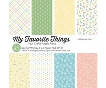 EP-61 Paperpad Spring Whimsy 6x6 inch - My Favorite Things