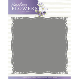 PM10124 Snij- en embosmal - Timeless Flowers - Marieke Design