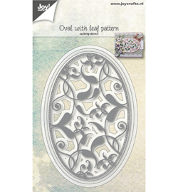 6002-1074 Snij- en embosmal - Joy Crafts