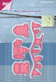 6002-1216 Snij- en embosmal - Joy Crafts