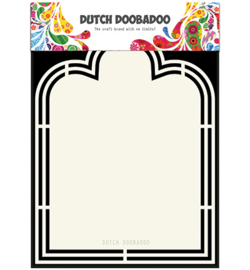 470.713.162 Dutch Shape Art A5 - Dutch Doobadoo