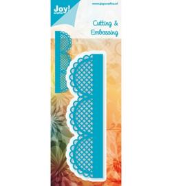 6002-0316 Snij- en embosmal - Joy Crafts
