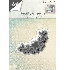 6002-0570 Snij- en embosmal - Joy Crafts