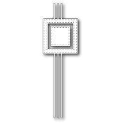 99076 Snij- embosmal - Memorybox