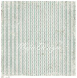 510 Scrappapier dubbelzijdig - Vintage Summer - Maja Design
