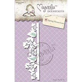 Doohickey Spring Flower Lace - Collectie 2013 - Magnolia