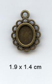 Frames 085 - 5 stuks - Oud Goud