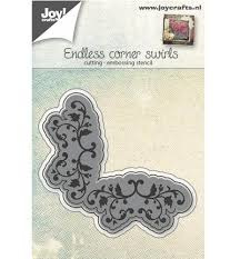 6002-0651 Snij- en embosmal - Joy Crafts