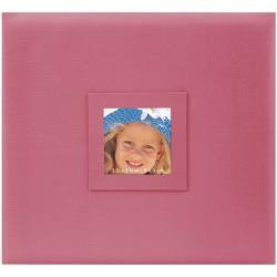 Scrapalbum Pink Fabric- met passepartout - 12 x 12 inch - MBI