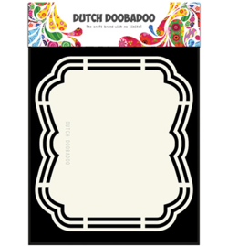 470.713.163 Dutch Shape Art A5 - Dutch Doobadoo