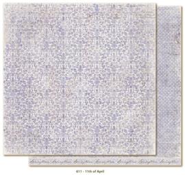 611 Scrappapier dubbelzijdig - Vintage Spring - Maja Design