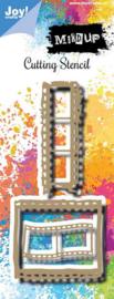 6002-1232 Snij- en embosmal - Joy Crafts
