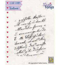 TXCS021 Clearstempel - Writing - Nellie Snellen
