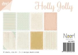 6011-0571 Papierset A4 - Joy Crafts
